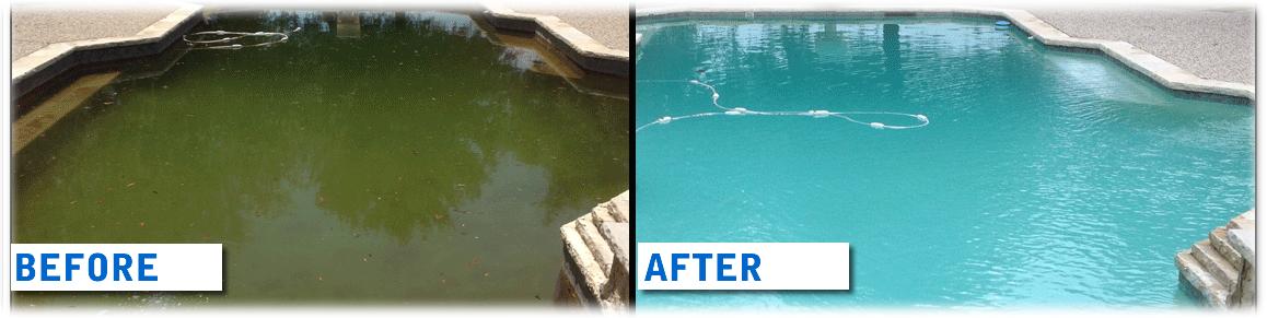 Algae Buster Service Get Rid Of Pool Algae